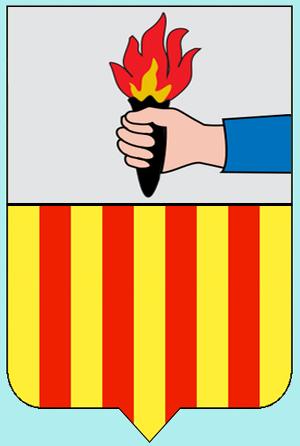 Écusson de la ville de Llucmajor à Majorque